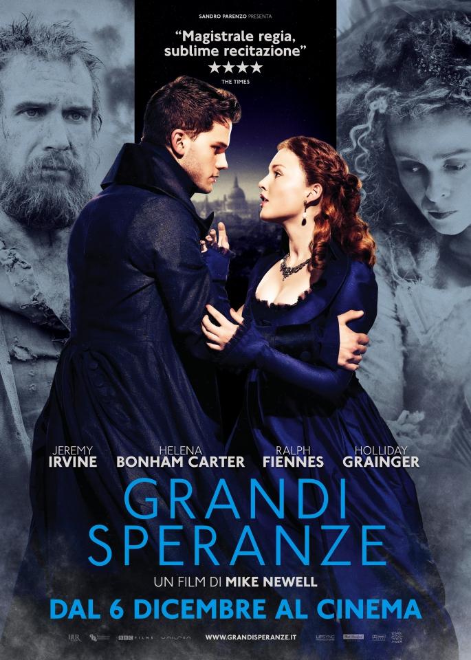 плакат фильма постер Большие надежды