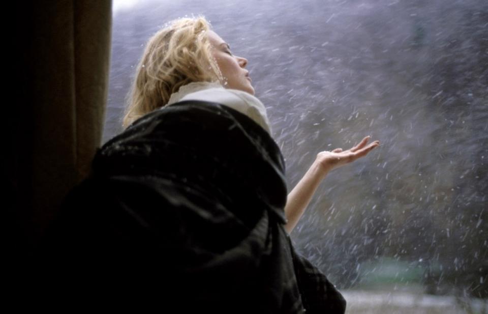 кадры из фильма Холодная гора Николь Кидман,