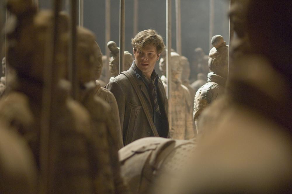 кадры из фильма Мумия: Гробница императора драконов Люк Форд,