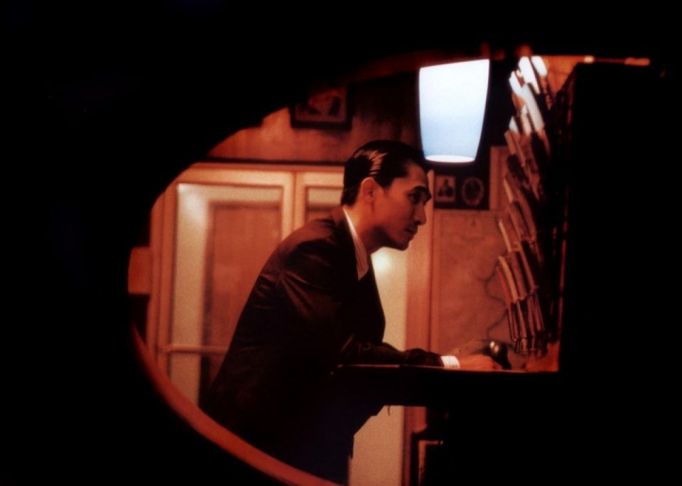 music and wong kar wai Wong kar wai's 5 most this bipartite drama about lovesick cops started to draw the contours of both a recurring wong theme — rudderless love in the big.