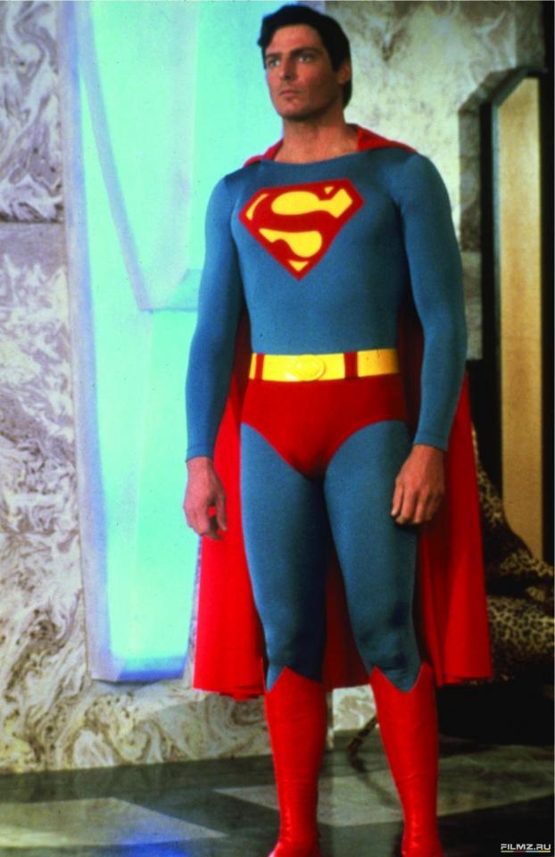 кадры из фильма Супермен IV: В поисках мира Кристофер Рив,