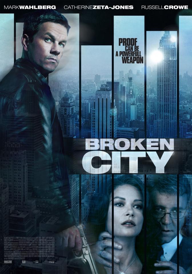 плакат фильма постер Город порока