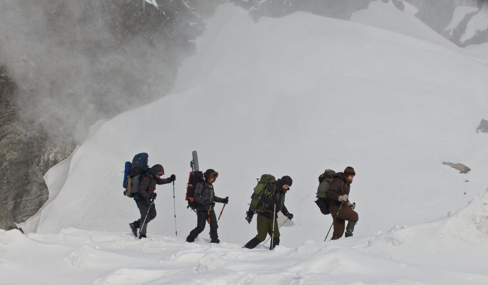 На перевале Дятлова найден труп