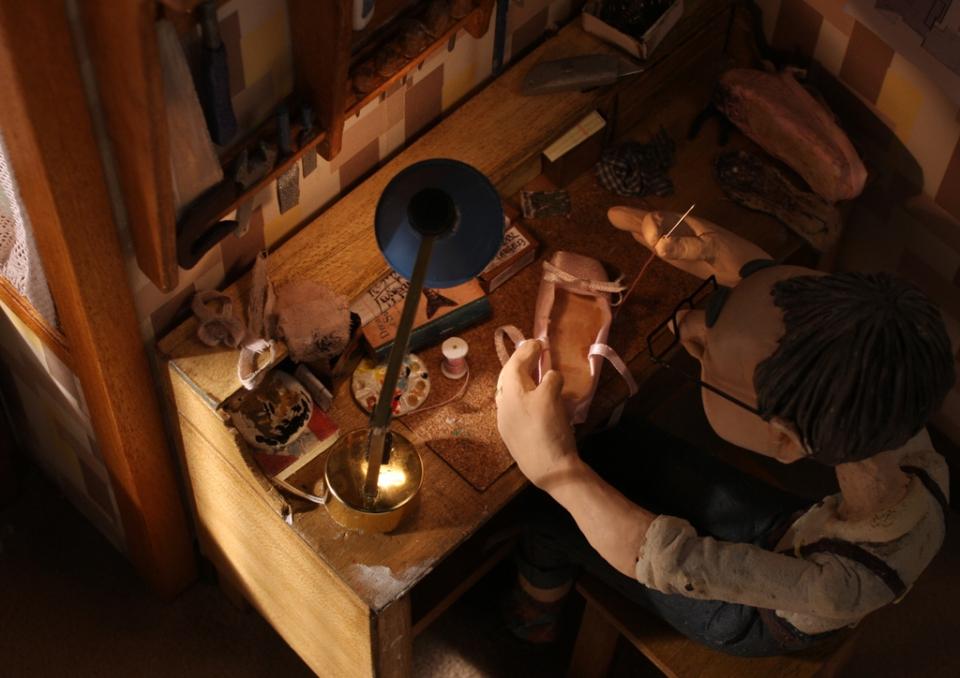 кадры из фильма Oscar Shorts. Мультфильмы