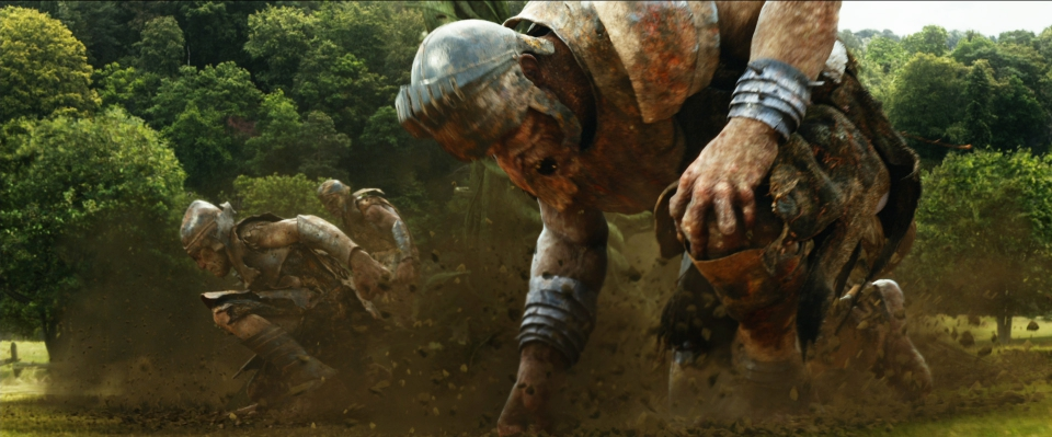 кадры из фильма Джек — покоритель великанов