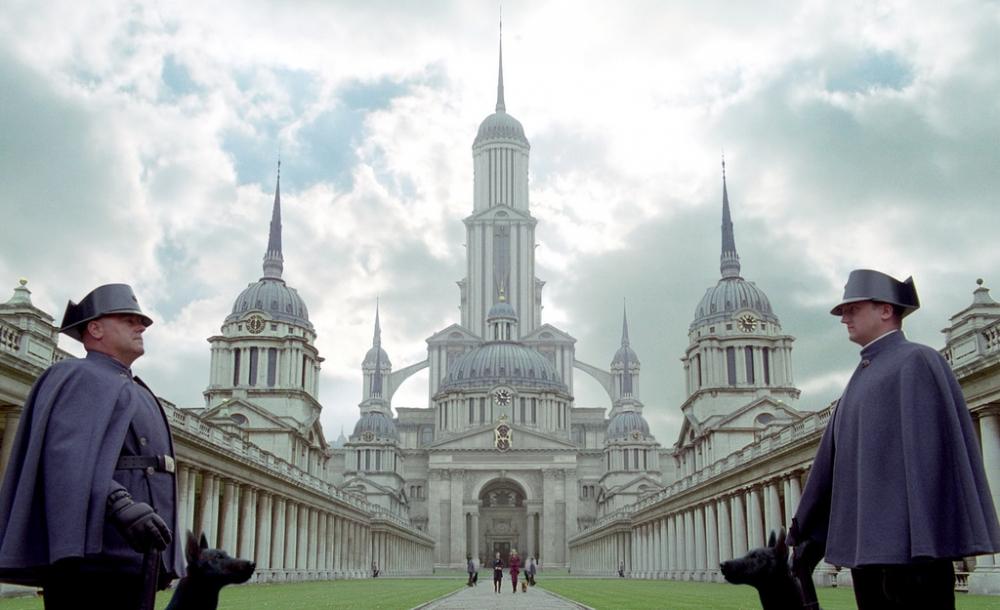 кадры из фильма Золотой компас