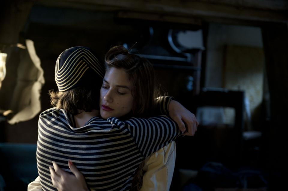 кадры из фильма Ты и я Якопо Олмо Антинори, Теа Фалко,