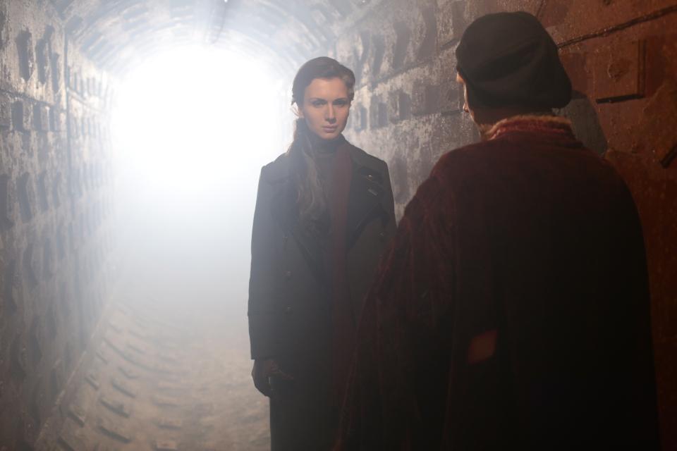 кадры из фильма Пятая стража