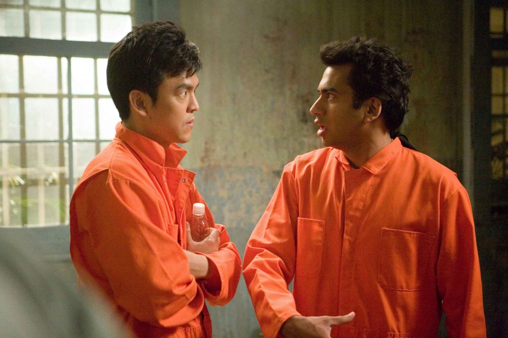 кадры из фильма Гарольд и Кумар: Побег из Гуантанамо