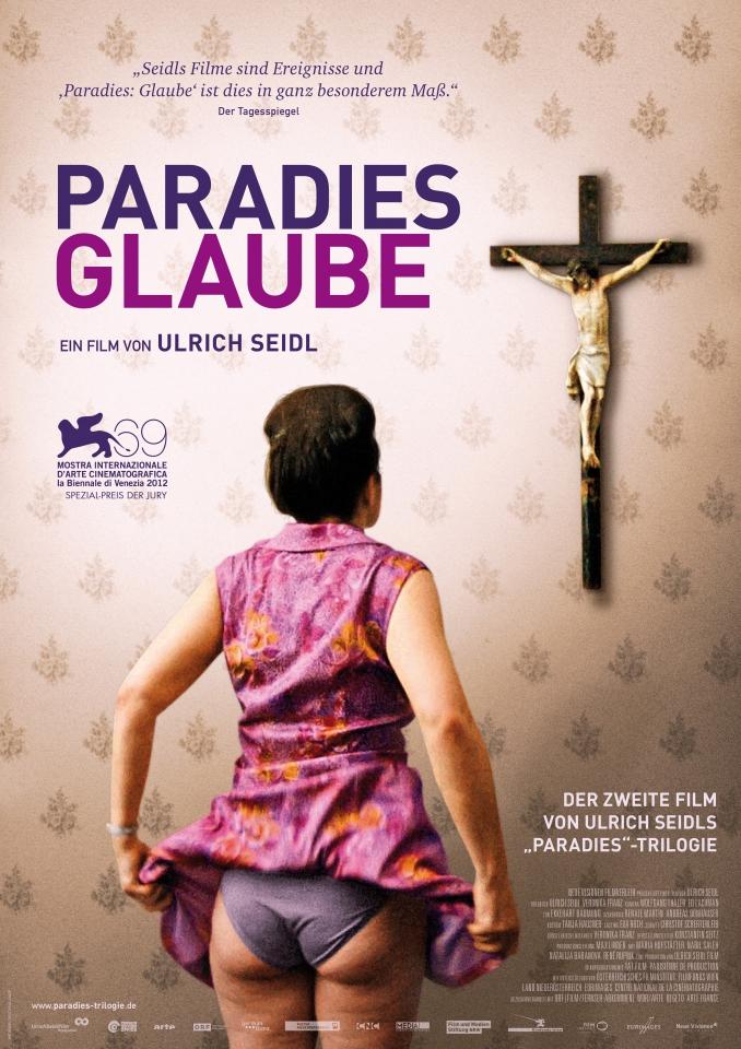 плакат фильма постер Рай. Вера