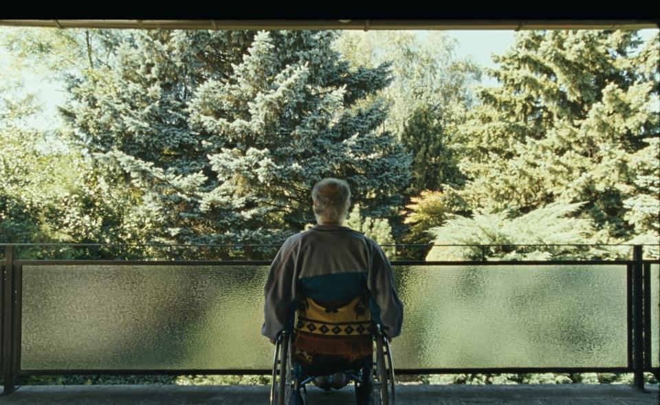 кадры из фильма Рай. Вера