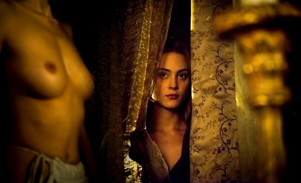 кадры из фильма Анжелика, маркиза ангелов Нора Арнецедер,