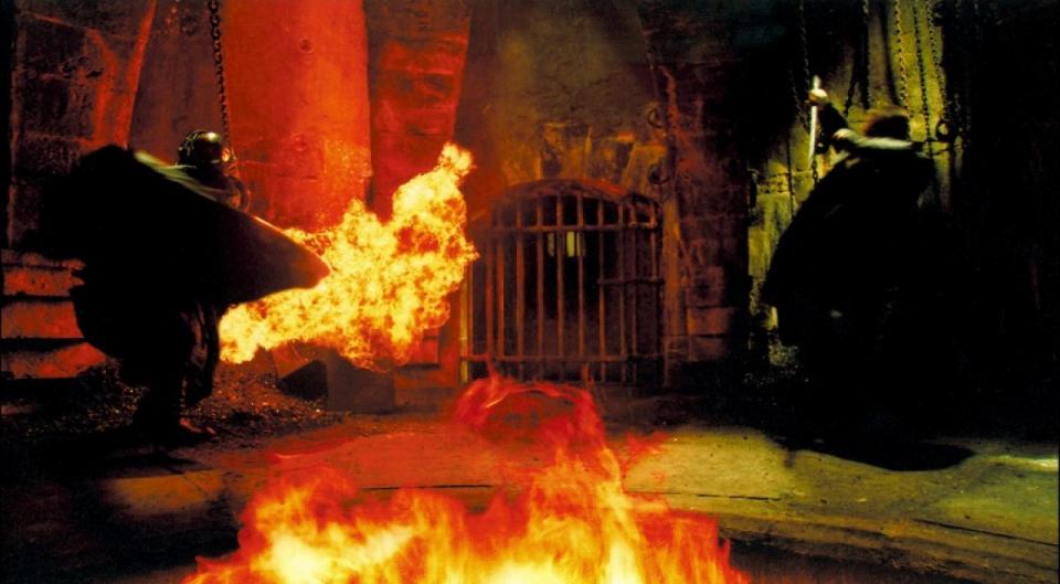 кадры из фильма Видок