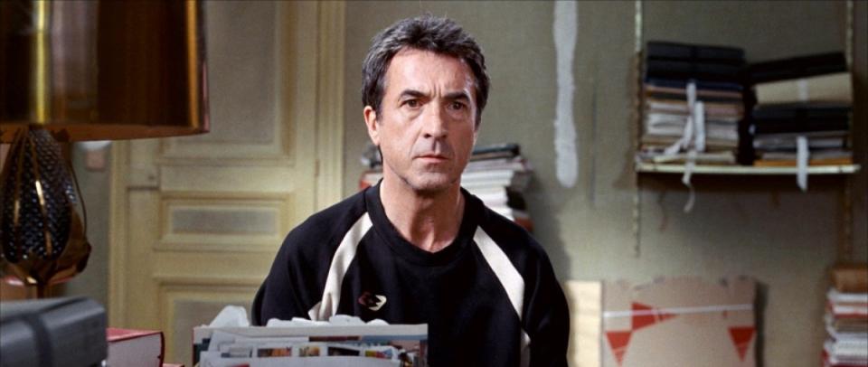 кадры из фильма Не говори никому Франсуа Клюзе,