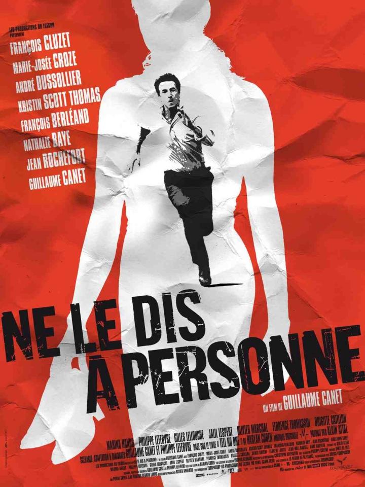 плакат фильма постер Не говори никому