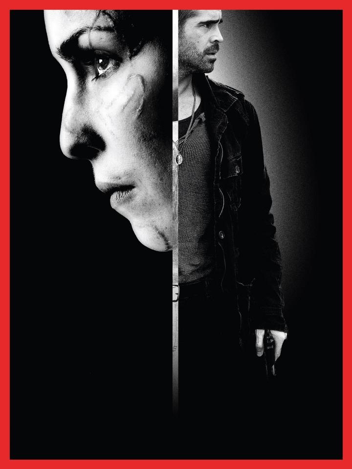 плакат фильма постер textless Одним меньше