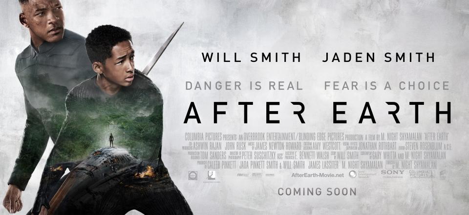 плакат фильма баннер После нашей эры