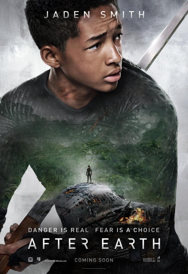плакат фильма постер После нашей эры