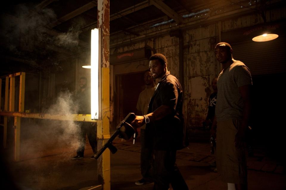 кадры из фильма Клин клином  50 Cent,