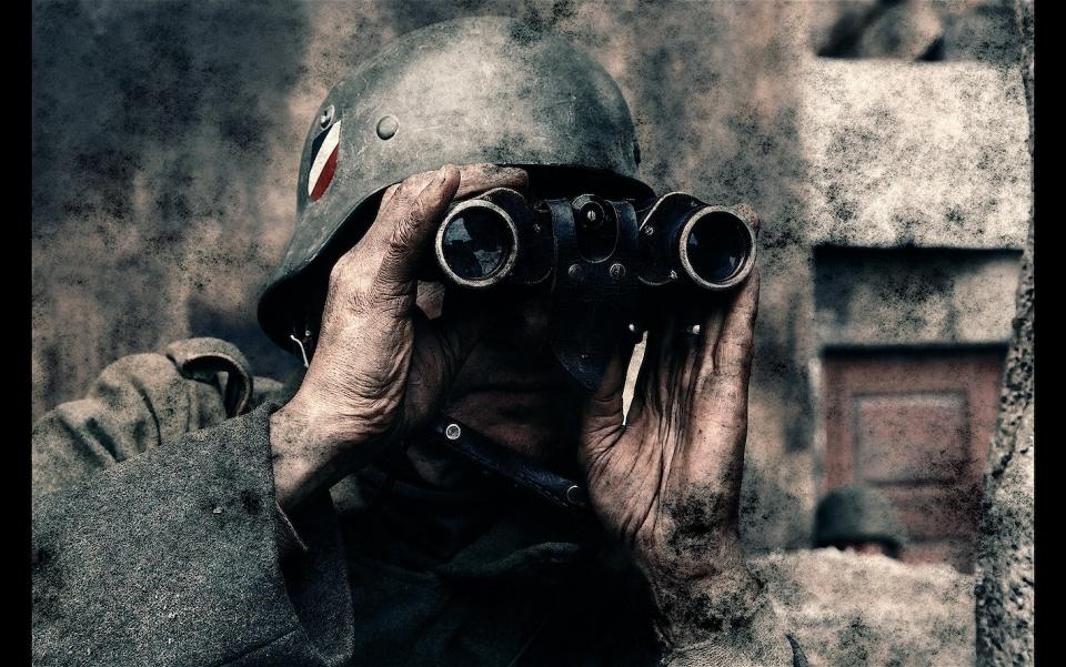 кадры из фильма Сталинград