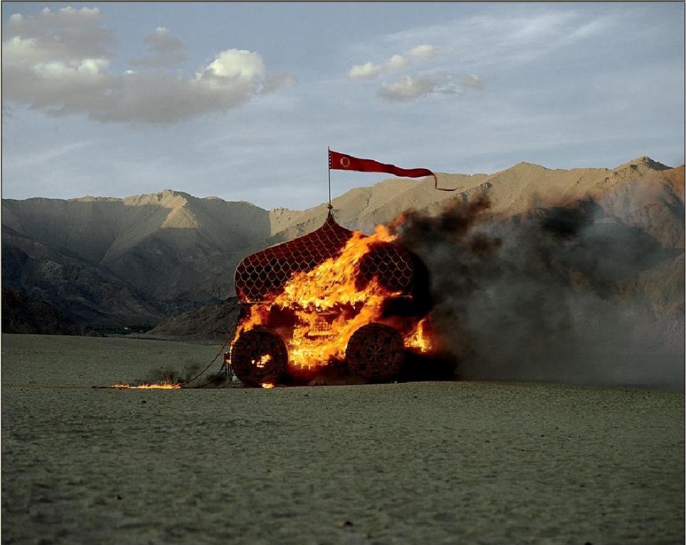 кадры из фильма Запределье