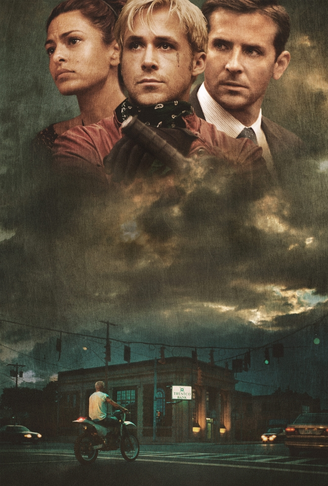 плакат фильма постер textless Место под соснами