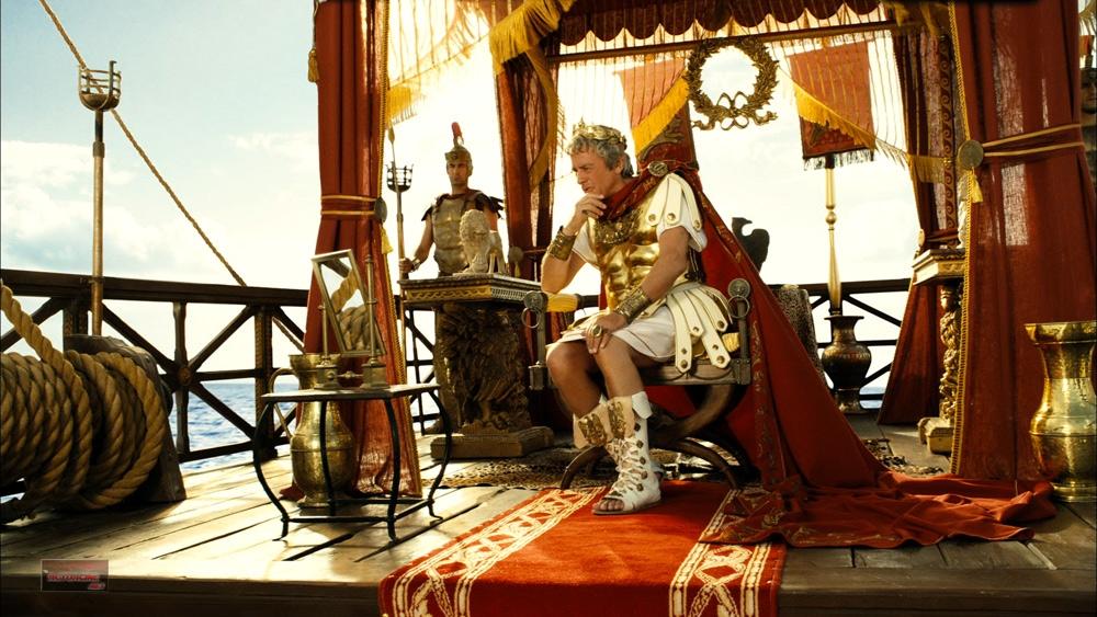 кадры из фильма Астерикс на Олимпийских играх