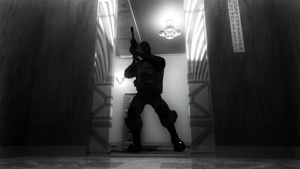 кадры из фильма Очень мрачное кино