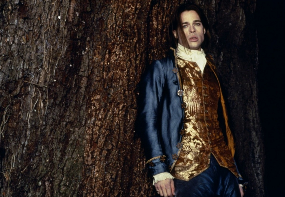 кадры из фильма Интервью с вампиром: Вампирские хроники Брэд Питт,