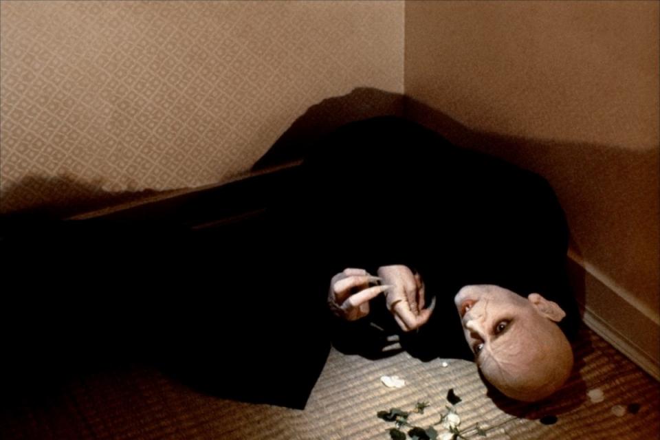 кадры из фильма Носферату: Призрак ночи Клаус Кински,