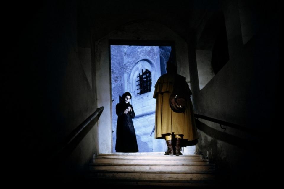 кадры из фильма Носферату: Призрак ночи Клаус Кински, Бруно Ганц,