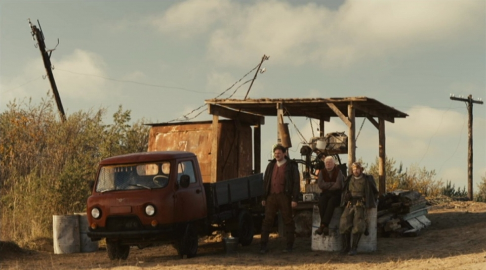 кадры из фильма Отдать концы