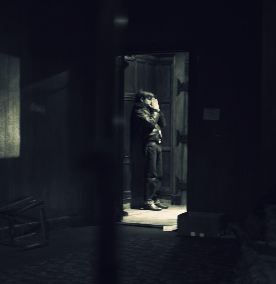 кадры из фильма Деготь*