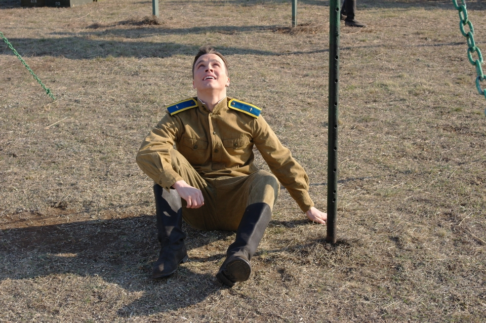 кадры из фильма Гагарин. Первый в космосе