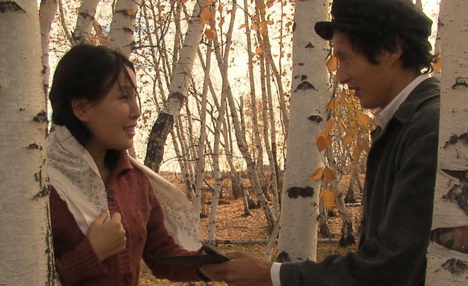 кадры из фильма Мотылек