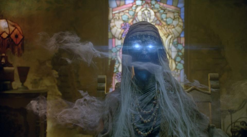 кадры из фильма Перси Джексон и море чудовищ