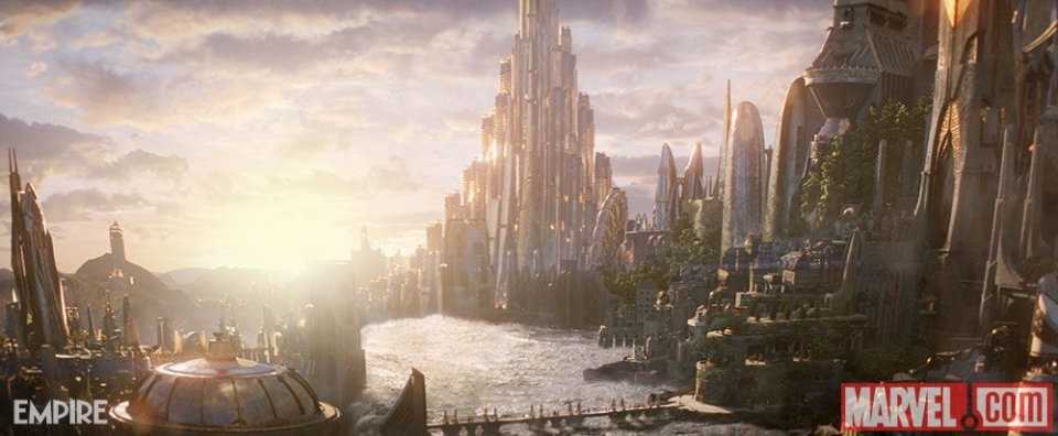 кадры из фильма Тор 2: Царство тьмы