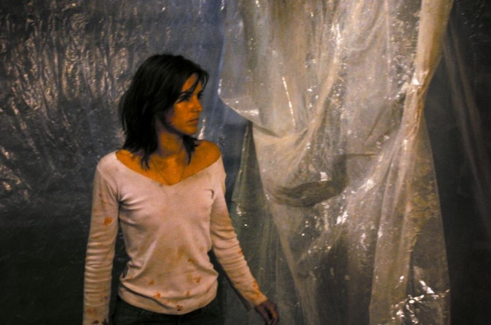 кадры из фильма Они Оливия Бонами,