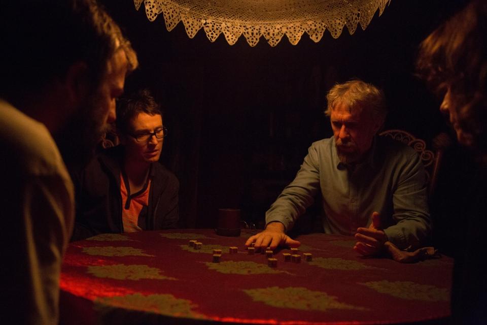 кадры из фильма Астрал: Глава 2 Ли Уоннелл, Стив Коултер,