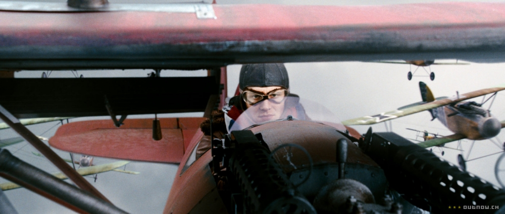 кадры из фильма Красный барон Маттиас Швайгхофер,