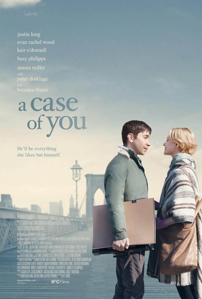 плакат фильма постер В твоем случае*