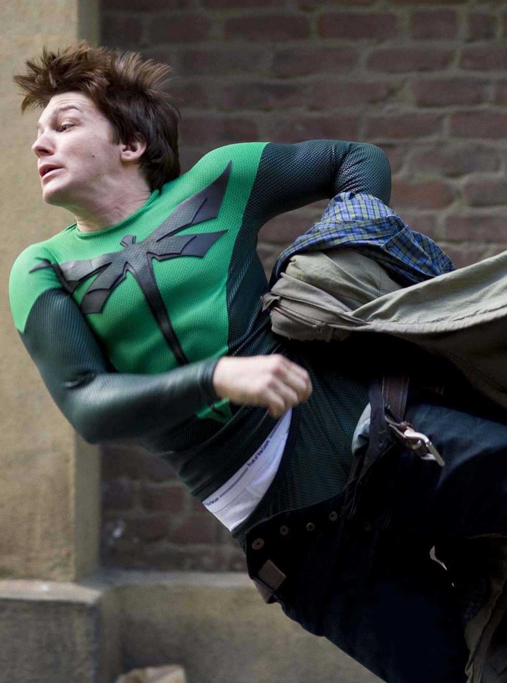 кадры из фильма Супергеройское кино