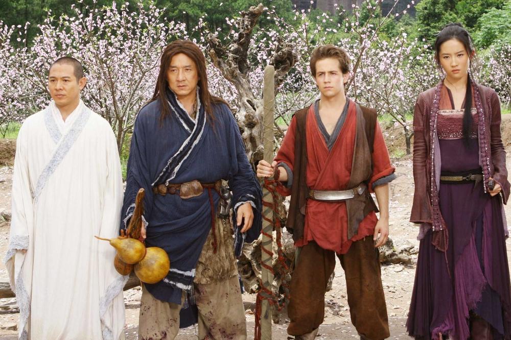 кадры из фильма Запретное царство