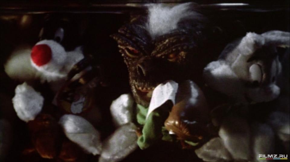 кадры из фильма Гремлины