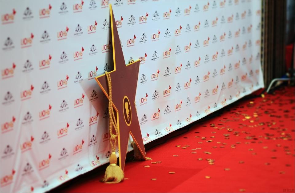 звездная дорожка Церемония открытия именной «звезды» Пэрис Хилтон в Мытищах