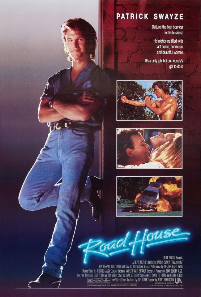 плакат фильма постер Придорожное заведение