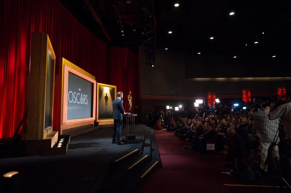 фотосессия Оскар 2014 Крис Хемсворт,
