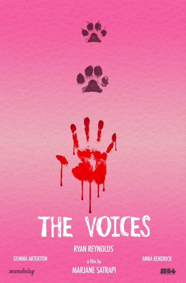 плакат фильма тизер Голоса