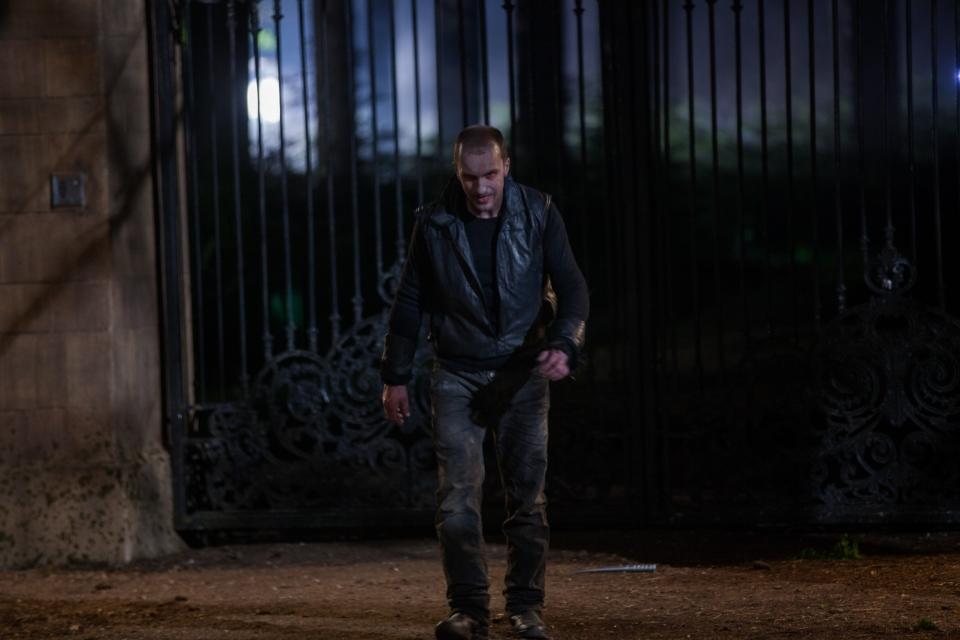 кадры из фильма Академия вампиров