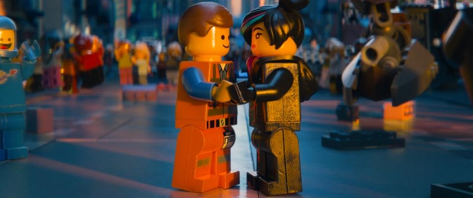 кадры из фильма Лего Фильм